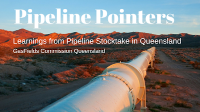 Pipeline Pointers GasFields
