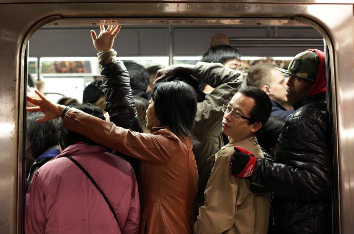 оскорблять непонятно фильм про азиаток в метро или автобусе подумала, что будут