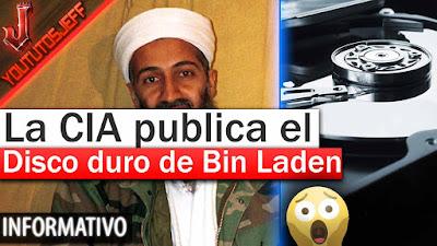 Bin Laden, disco duro, CIA