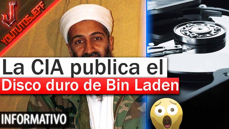 La CIA publica el disco duro del terrorista mas peligroso del mundo