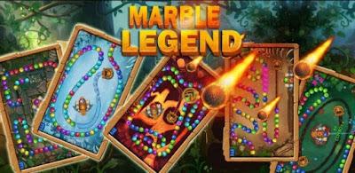 تحميل لعبة marble legend للاندرويد