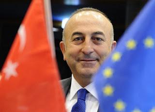 ο Τούρκος υπουργός Εξωτερικών, Μεβλούτ Τσαβούσογλου
