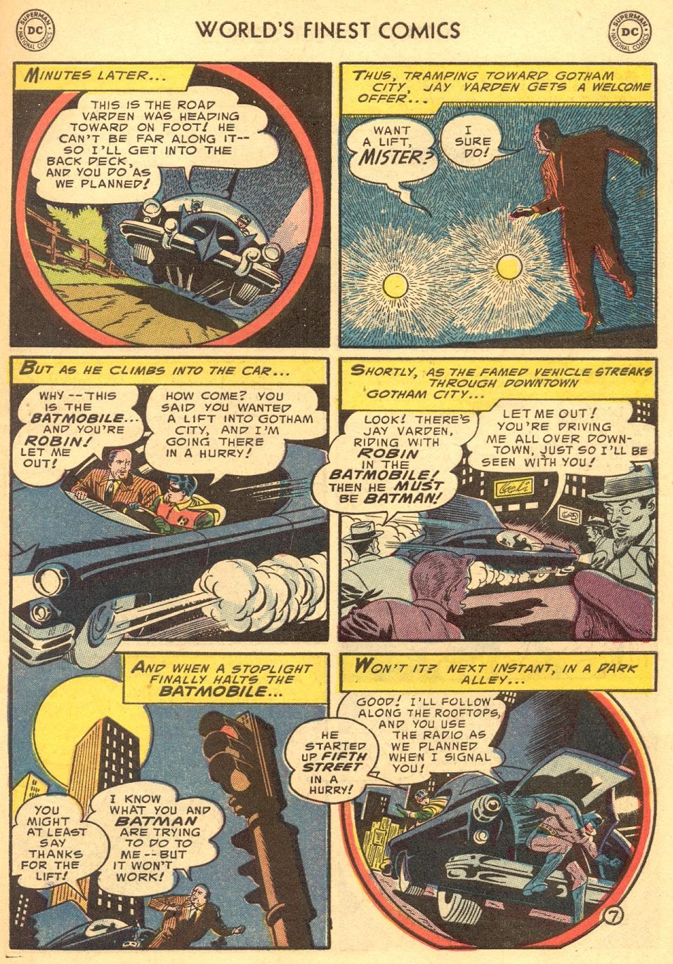 Read online World's Finest Comics comic -  Issue #70 - 61