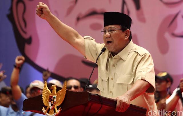 Gerindra: Kenapa Prabowo Harus Minta Maaf ke Ojol di Malang Ya?