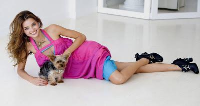 Miranda Kerr HD Wallpaper