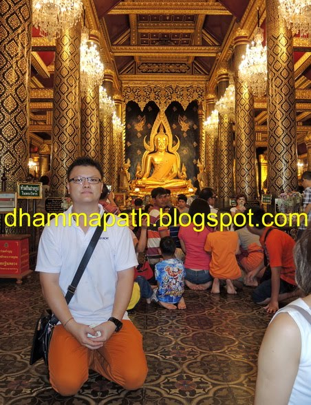 Wat Phra Si Ratana Mahathat: click the photo to see more.