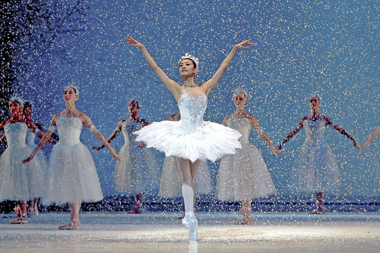 The New York City Ballet's annual production of George Balanchine's The Nutcracker is at the heart of New York City's year-end holiday season, and this year marks the 64th annual performance of the Big Apple's best loved Nutcracker!