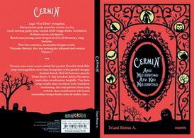 novel komik horor Cermin