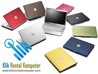 pusat sewa rental laptop Bandung, sewa rental notebook Bandung, klik rental laptop Bandung