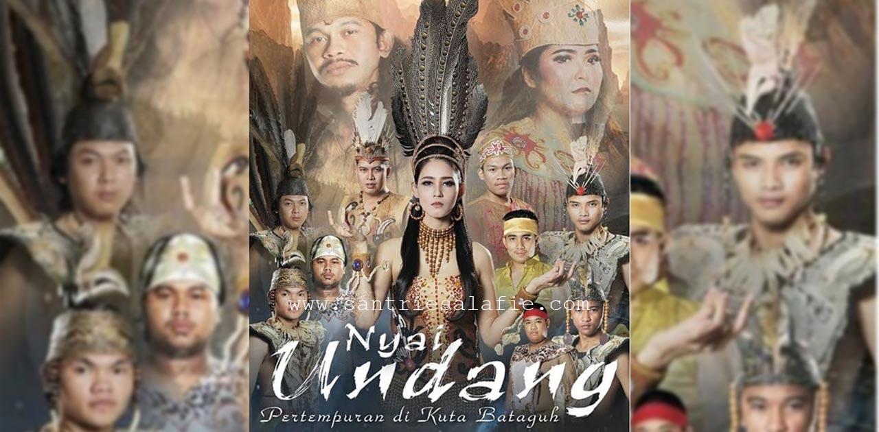 Nyai Undang dan Kuta Bataguh | Cerita Leluhur Dayak tentang Kota Bataguh, Kapuas, Kalimantan Tengah by Santrie Salafie