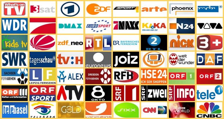 Online Tv German