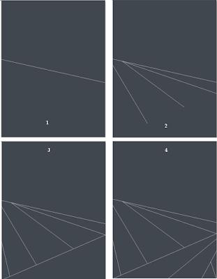 garis diagonal, Cara Membuat Desain Cover Buku dengan CorelDRAW X4