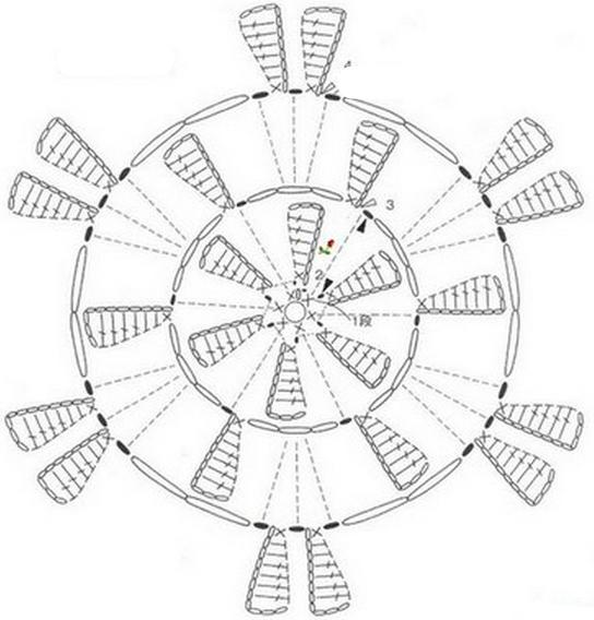 Excepcional Zapatilla De Tejer Patrón Imagen - Ideas de Patrones de ...