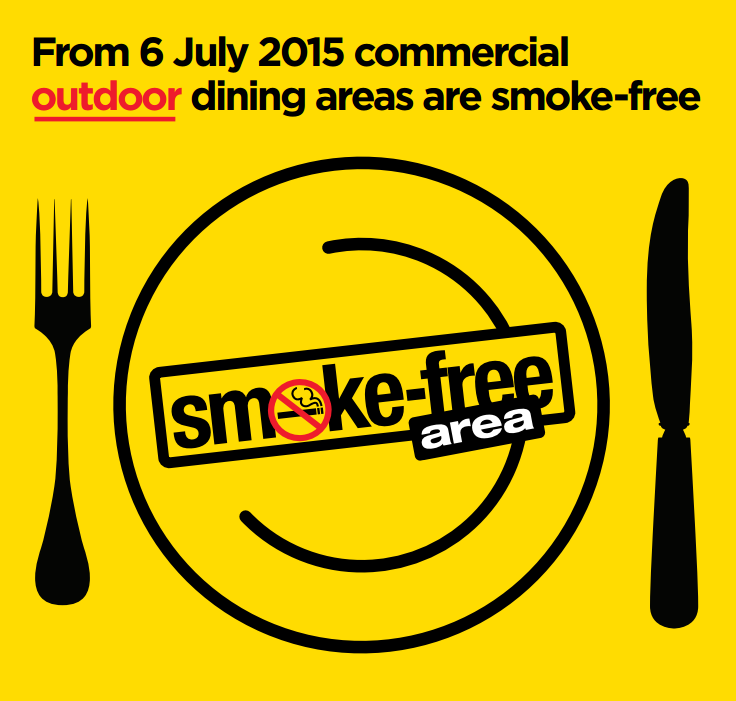 Palace Hotel Sydney Smoke Free Outdoor Dining Comes Into Effect 6th Of July 2015 Nsw