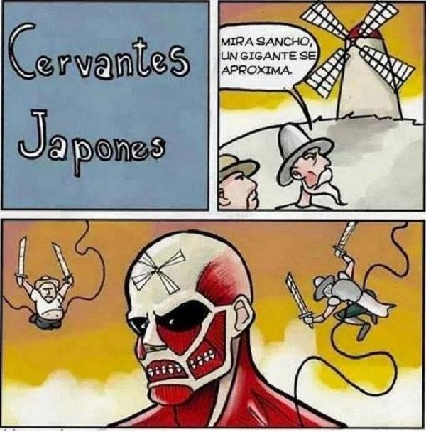 Cervantes japonés
