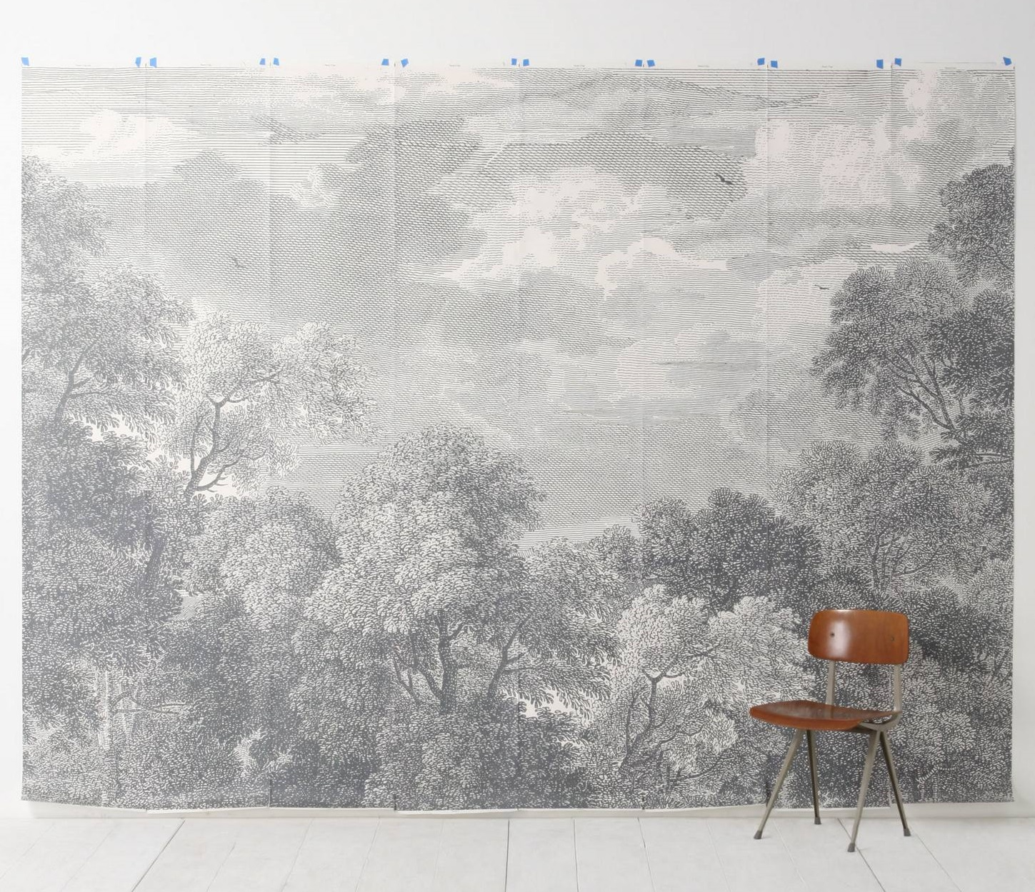 obsessed anthropologie arcadia wall mural brooklyn limestone thursday february 18 2016