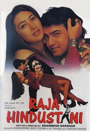 Raja Hindustani 1996 Hindi 480p HDRip 500MB