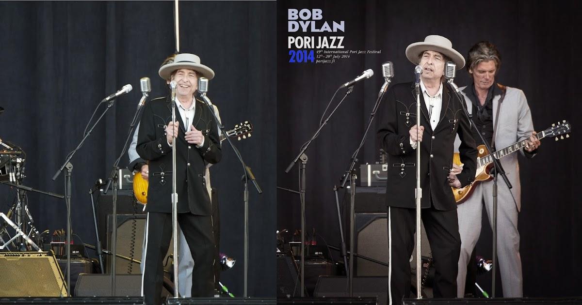 World Of BOOTLEGS: BOOTLEG : Bob Dylan - Kirjurinluoto Arena, Pori, Finland, 17 July 2014 (CD ...