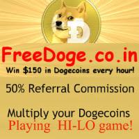 FreeDogecoin ¿Que es y como funciona? gana dogecoins gratis.