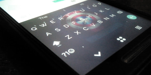 New Google Keyboard v5.1 comes with Theme Support