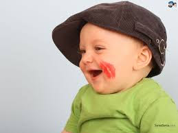 Top latest hd Baby Boy to Girl frist kiss images photos pic wallpaper free download 30