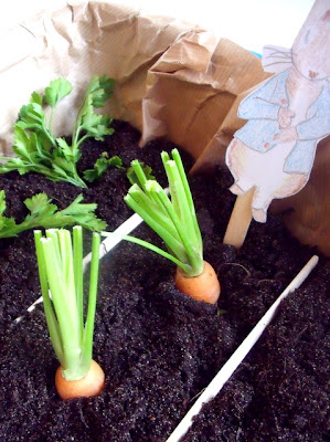 Peter Rabbit Small World