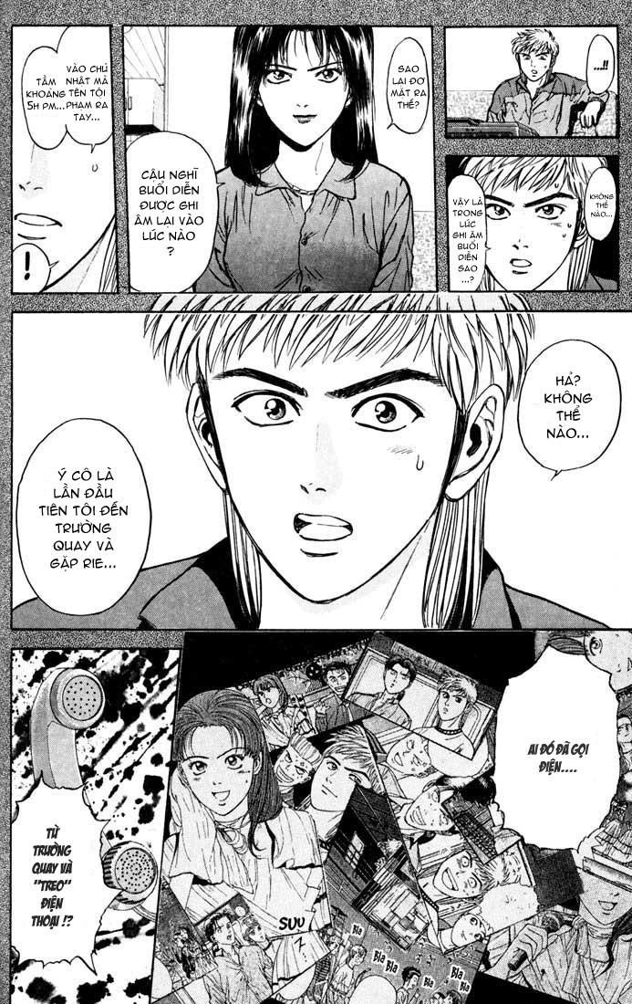 Psychometrer Eiji chapter 30 trang 17