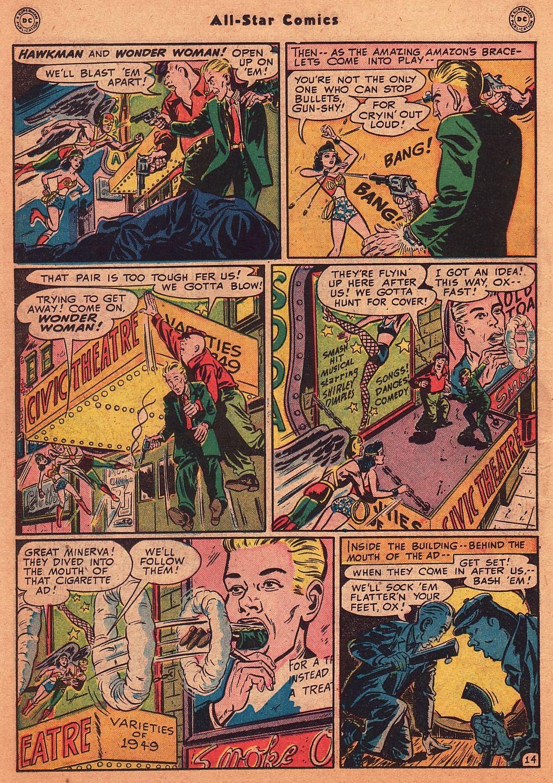 Read online All-Star Comics comic -  Issue #45 - 18
