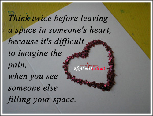 Quotes | ♥ Rhythm Of Heart ♥♥