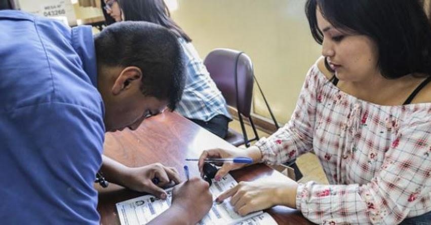 ONPE pide cumplir con el deber cívico de elegir a sus autoridades municipales este Domingo 7 de Julio - www.onpe.gob.pe