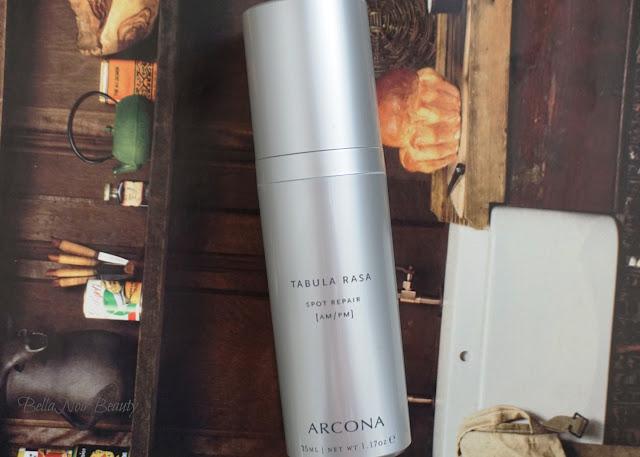 Arcona Tabula Rasa Review | bellanoirbeauty.com