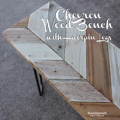 http://www.doodlecraftblog.com/2014/11/chevron-bench-with-hairpin-legs.html