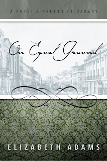 Book Cover: On Equal Ground by Elizabeth Adams
