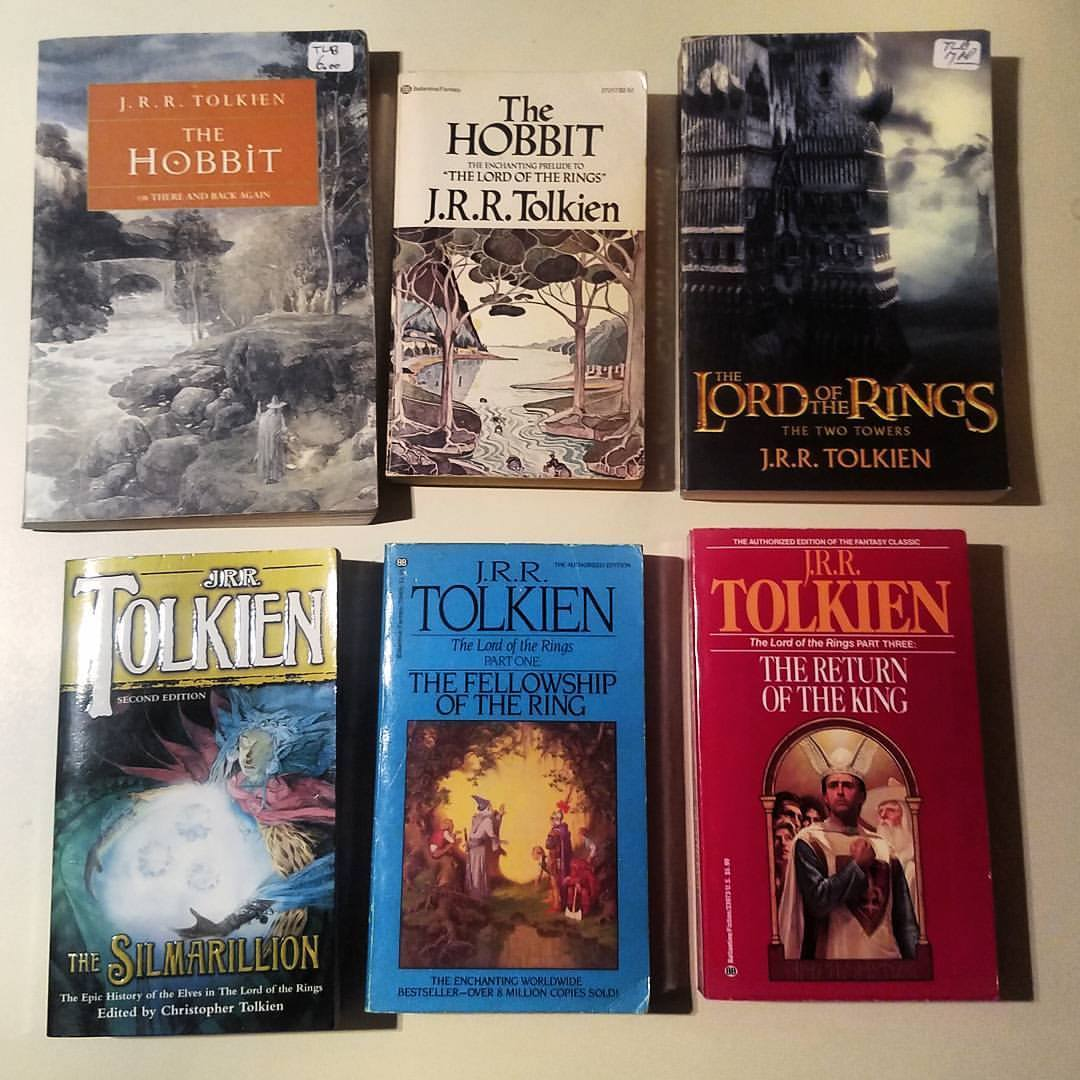 Tolkien Collector & Enthusiast