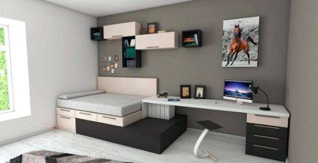 Space Idea Small Apartement
