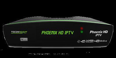 Descargar firmware Phoenix HD IPTV