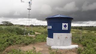 Em Picuí, comunidade rural recebe sistema de abastecimento de água singelo