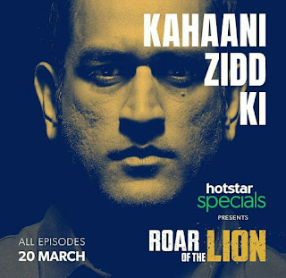 Roar of The Lion (2019) Full Hindi Web series HDrip 720p