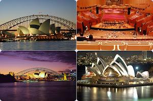 Landmark Benua Australia Sydney