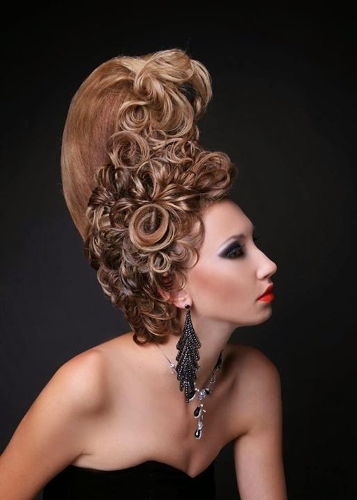 Gyrgy Kot A Hairstyling Master From Russia The