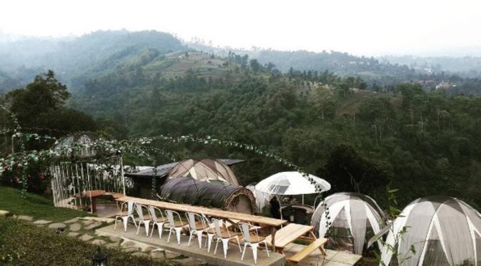 Lagi Hits, Tafso Barn Tempat Kuliner Di Bandung