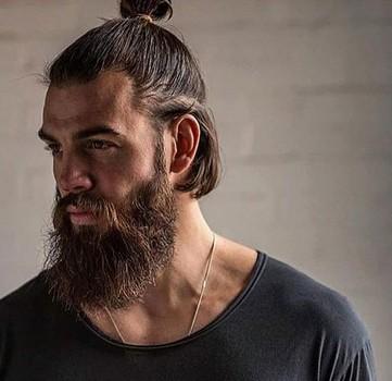 Model rambut medium ala Samurai Jepang