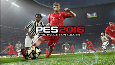 PES2016 Update Patch By PES Army16 PSP ISO