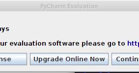 linux notes: JetBrains PyCharm 2 7 IDE (Python) вечная лицензия