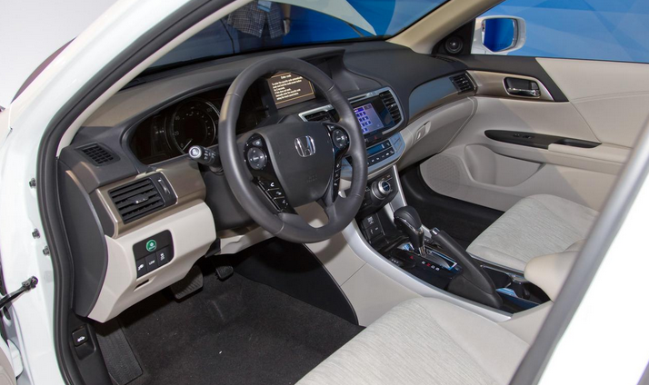 honda accord 2014 interior - photo #2