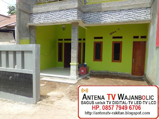 Jual ANTENA TV WAJANBOLIC  Bintara 17 Bekasi