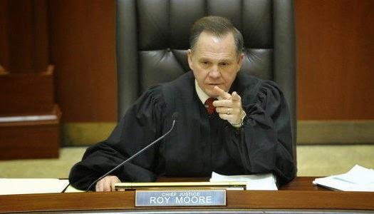 Juez Roy Moore