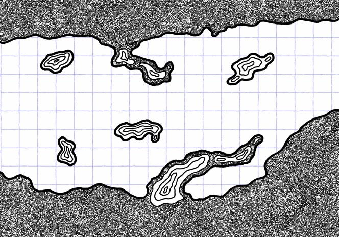 Free map #12: an underground ambush