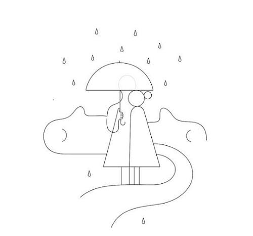 Dibujo por Jonathan Calugi | imaginativas, imagenes graciosas chistosas bonitas, creative illustration art drawings, cool stuff.