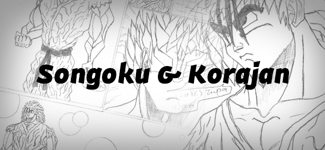 Songoku & Korajan Του Liquid Child